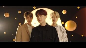 *KB국민은행, 방탄소년단과의 'Liiv X BTS' 광고 영상 공개