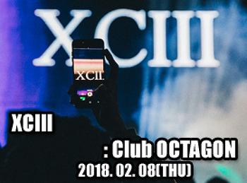 2018. 02. 08 (THU) XCIII @ OCTAGON