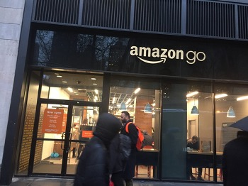 Amazon Go의 Productization, Just Walk Out