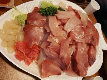 [노량진]노량진 거제수산 대방어 / 대방어 맛집