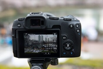 캐논 EOS RP로 4K 타임랩스 영상 간편하게 촬영하기