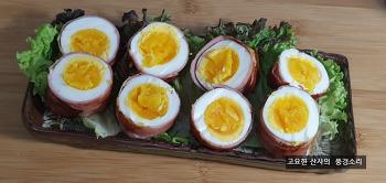 편스토랑, 이정현의 계란베이컨말이