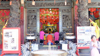 XINZHU, TAIWAN (신죽, 대만)