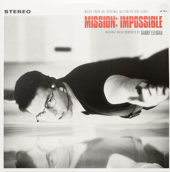 [Mondo] Mission Impossible OST Vinyl 수령기