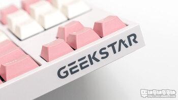 세컨드찬스 GEEKSTAR GK87 게이트론 텐키리스 기계식 키보드