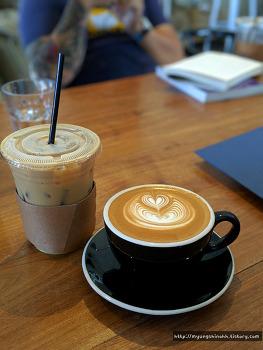LA가볼만한곳, Buena Park(부에나파크) STEREOSCOPE COFFEE CO 커피 맛집