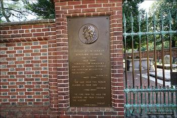 <필라델피아>(6)벤자민 프랭클린, Benjamin Franklin's Grave