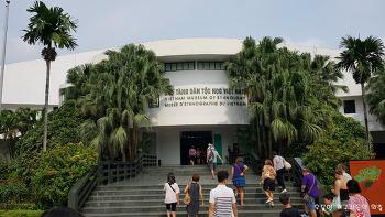 하노이 민족학 박물관에서 베트남 문화를 알게되다