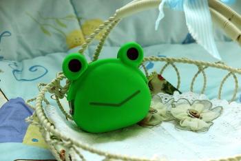 일본 개구리 선물/20180116