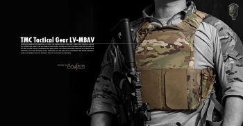[VEST] TMC Tactical gear LV-MBAV review.