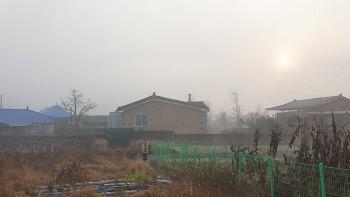 천안 출장(성북동집 출발)/20201116