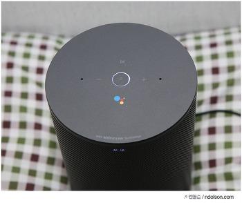 똑똑한 인공지능 어시스턴트 탑재한 LG 엑스붐 AI 씽큐