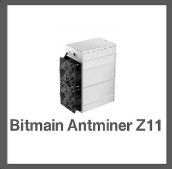 Antminer Z11 출시 20분만에 매진