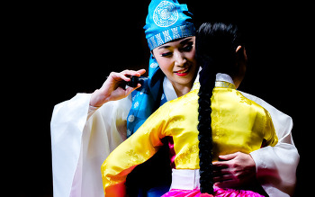 남도 전통춤 가락의 멋과 소리(송향) 사랑무