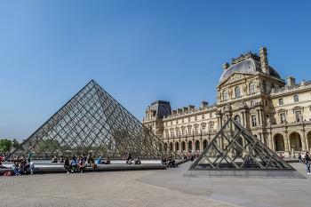 프랑스 파리 2일차 루브르 박물관 2/2 (유럽여행 35일차)