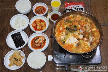 [청담동 밥집]청담동 해장국 맛집 신천생태전문점!