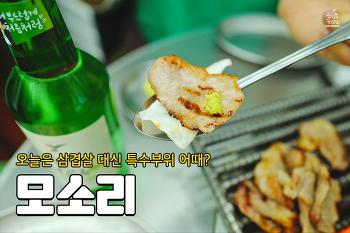 [처음처럼 피셜] 시끌벅적 스웩! 종로 소주 맛집 4