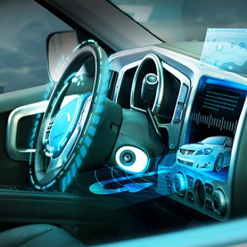 컴퓨터를 품은 차! 수퍼 컴퓨터로 진화하는 스마트자동차