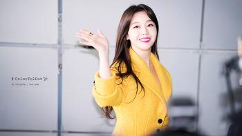 [2018.03.23] 2018 f/w 헤라패션위크 걸스데이 민아 직찍 by. 문스
