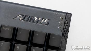 기가바이트 AORUS K1 게이밍 기계식 키보드
