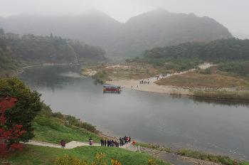 청령포 (2019갈) 강원도 영월군 남면 광천리