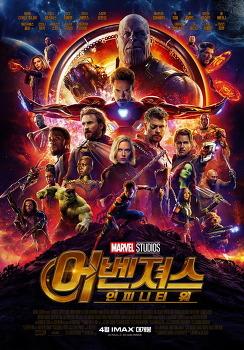 어벤져스: 인피니티 워 ( Avengers: Infinity War, 2018 )