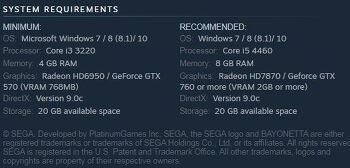 (게임) 베요네타 Bayonetta (for Windows 7~10 PC)