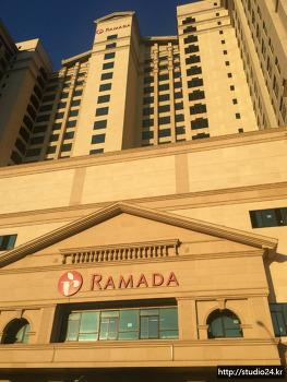 라마다호텔 속초, 주니어 코너 스위트룸, Ramada Sokcho