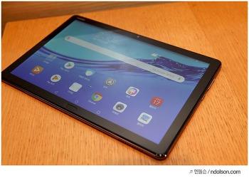 화웨이 미디어패드 M5 lte 10, 왜 인강용 태블릿으로 좋은 이유