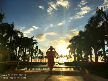 하와이 호텔여행의 하이라이트