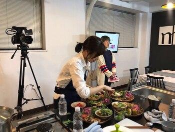 JTBC <취존생활>,『내일을 생각하는 오늘의 식탁』의 전혜연 작가 방송 출현