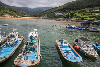 [남해] 남해 상주면 마을소개 - 두모마을