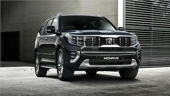 2020 모하비 마스터의 보면서 팰리세이드를 비교는 무리!! 준대형 SUV가 주는 강인함이 인상적