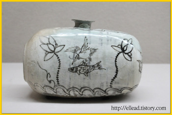 <오사카시립 동양도자 미술관> 한국의 도자기 : 분청사기