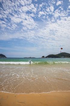 [남해] 여름 개장한 남해 상주 은모래비치