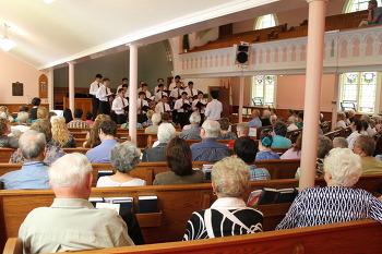 본 한인교회, 어른들을 위한 여름성경학교 개설