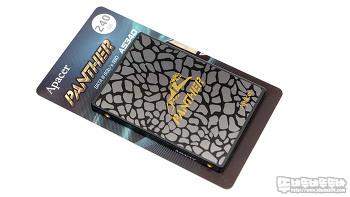 어페이서(APACER) 팬서(PANTHER) AS340 SSD