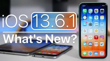 iOS 13.6.1 정식버전 업데이트 내용 정리 및 이전 버전으로 다운그레이드하는 방법