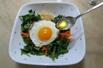 영양만점, 강원 산나물 비빔밥 만들기
