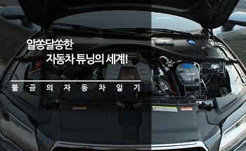 알쏭달쏭한 자동차 튜닝의 세계!