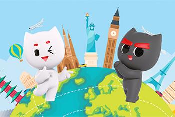 KT, 국내 통신사 최초 국제연합 세계관광기구 회원 되다!