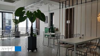 <교동카페><동성로카페> 병원 치료 컨셉의 예쁜 카페 '리햅(REHAB)'