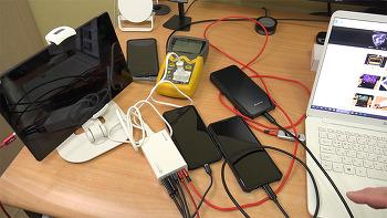 아이엠듀 USB-PD 퀵차지 3.0 스마트폰 고속충전기 2종 리뷰