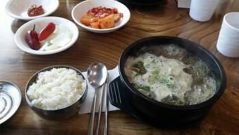 [흥업맛집] 매지리 동진막국수·나주곰당 (+쭈꾸미볶음)