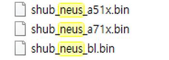 갤럭시 A71 커널발 정보 (엑시노스980 클럭, 엑시노스991, 엑시노스3830, 엑시노스850)
