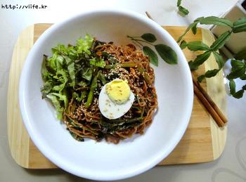 열무 비빔 국수, 슬기로운 열무김치 생활