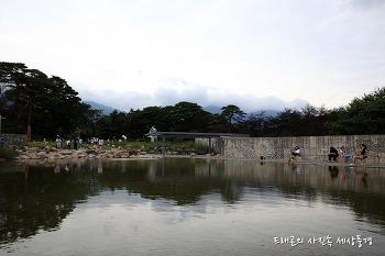 [고성여행] 자연과 예술, 건축이 어우러진 바우지움조각미술관