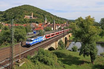 Bavaria 열차