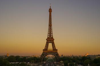 프랑스 파리 4일차 몽마르트르 언덕, 에펠탑, 라발레빌리지(유럽여행 37일차)