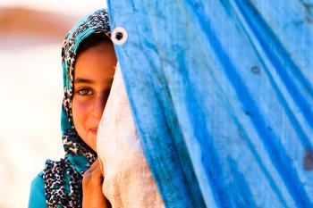시리아 난민 소녀 마야의 꿈